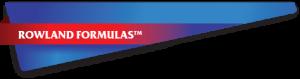 Rowland Formulas Logo