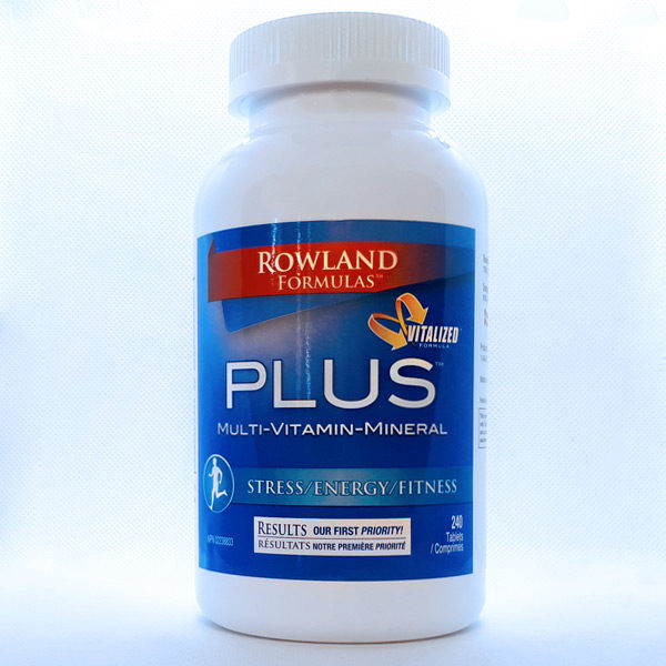 PLUS™ (Stress/Energy/Fitness) Vitalized®