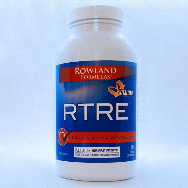 RTRE™ (Cardiovascular Nutrition) Vitalized®